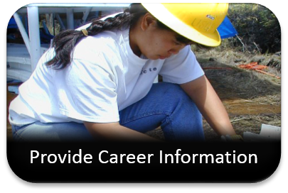 Provide Career Information