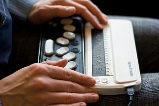 A Braille Terminal