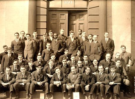 Yale University Medical Class of 1911