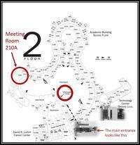 ICC Campus Map