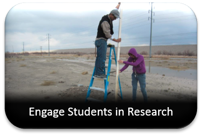 Engage Students in Research