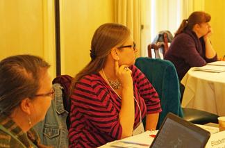 Faculty Change Agents, at the March 2016 SAGE 2YC workshop