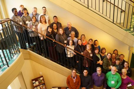 March 2016 Change Agents workshop participants