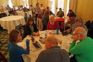 At the March 2016 SAGE 2YC Change Agent workshop