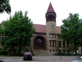 Orton Hall Ohio State