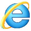 IE 9 logo