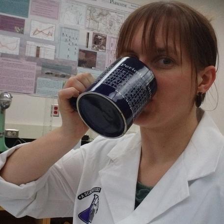Coffee Headshot Rachel Headley
