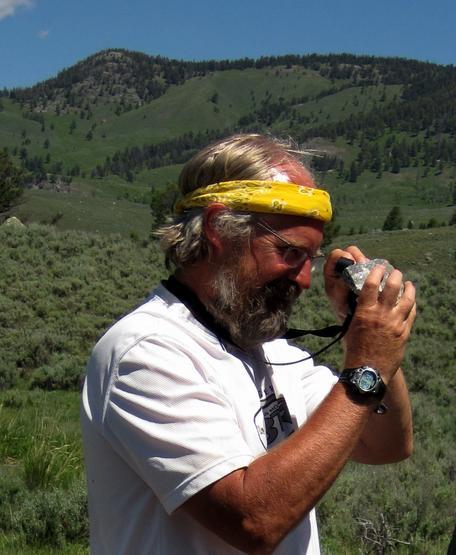 Dave Mogk in the Field