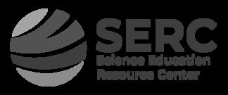 SERC Medium Logo Greyscale