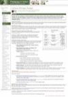 Activity sheet example