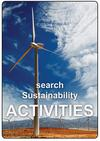 sustainability activity button