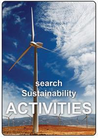 sustainability activity button