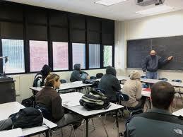 cold classroom