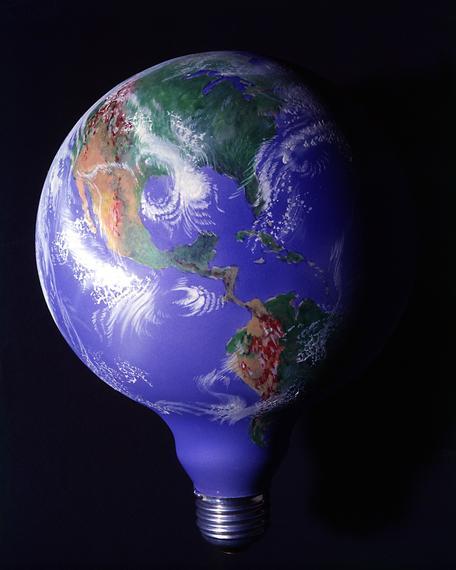 Light Bulb globe
