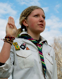 Scout salute small