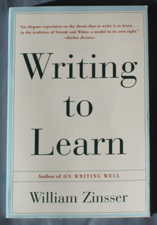 Writing to Learn - Medium