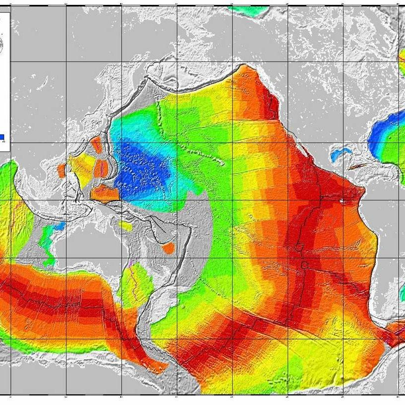 pacific ocean depth map Fathoms Ship Logs And The Atlantic Ocean pacific ocean depth map