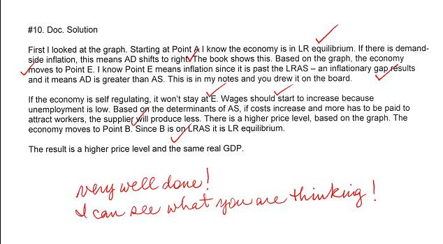 Demand-side inflation answer