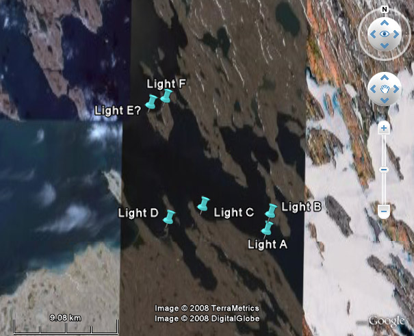 KML Examples from the Google Earth Community Forums