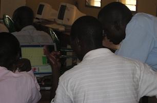 Using PhET sims in lab