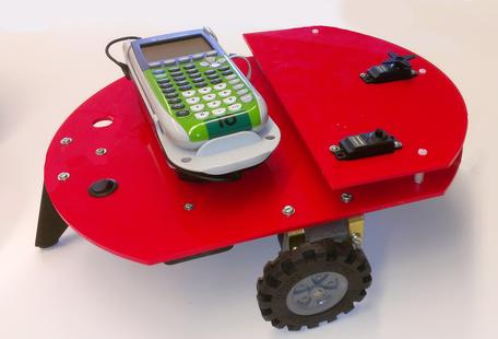 SAM - Calculator programmable robot