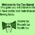 TaxGame