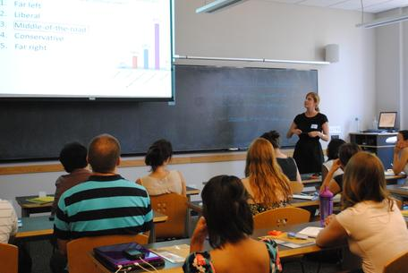 Vandy CFT: Teaching Assistant Orientation (TAO) 2011