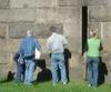 Examining Fort Tomkins