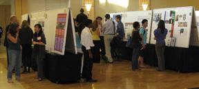 Undergraduate poster session