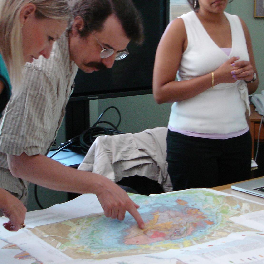 Workbooks developing spatial thinking workbook : Spatial Thinking Workbook