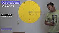 wheel accelerated by weight thumbnail