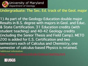 Slide 26 from Ridkey presentation at 2003 Teacher Prep workshop