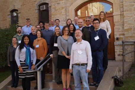 2017 MATLAB workshop participants