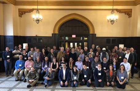 Matlab workshop 2019 participants