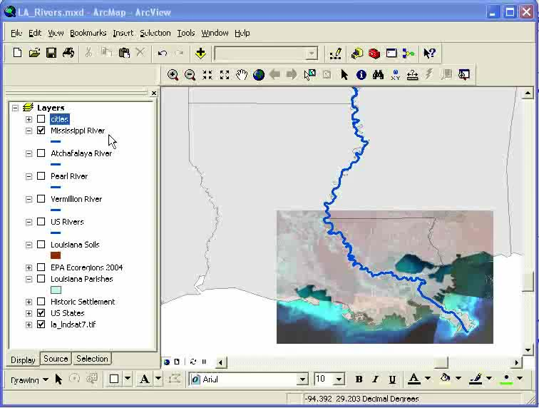 Getting to Know Classification in ArcGIS