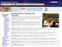 Go to /cismi/itl/index.html