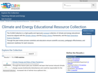 Go to https://cleanet.org/clean/educational_resources/collection/index.html?search_text=hurricane