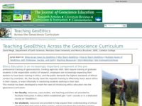 Go to /geoethics/index.html