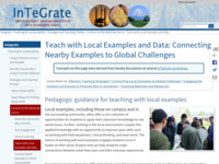 Go to /integrate/teaching_materials/local.html