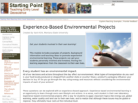Go to /introgeo/enviroprojects/index.html
