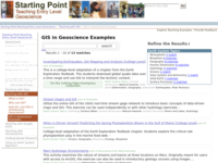Go to /introgeo/gis/GIS_examples.html