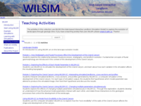 Go to /landform/activities.html