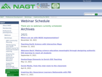 Go to https://nagt.org/nagt/profdev/workshops/ngss_summit/webinars.html