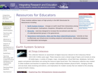 Go to /research_education/educators.html#Cyberinfrastructure