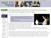 Go to /sage2yc/studentsuccess/self_regulated/index.html