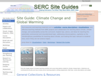 Go to /serc/site_guides/climate.html