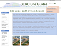 Go to /serc/site_guides/ess.html