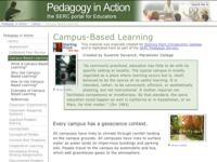 Go to http://serc.carleton.edu/sp/library/campusbased/index.html