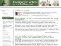 Go to http://serc.carleton.edu/sp/library/gallerywalk/index.html