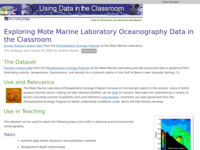 Go to /usingdata/datasheets/MoteMarineLab.html
